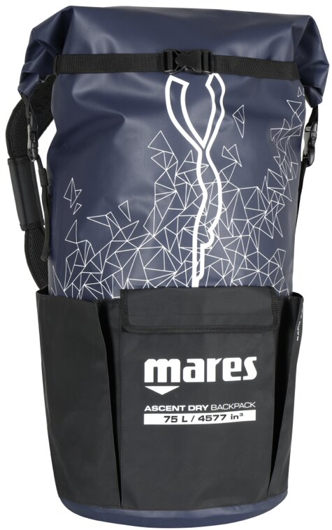 mares ascent dry